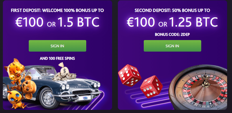 7bit kazino depozit bonus