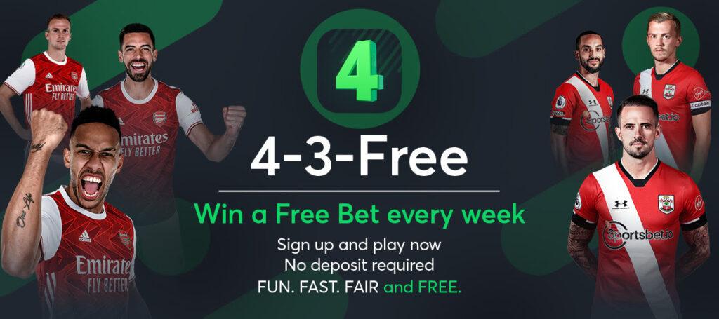 4-3-free sportsbet.io promocija